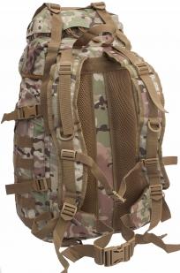 Рейдовый камуфляжный рюкзак с нашивкой Пограничной службы - заказать онлайн