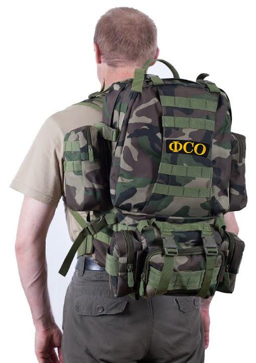 Рейдовый камуфляжный рюкзак US Assault ФСО - купить выгодно