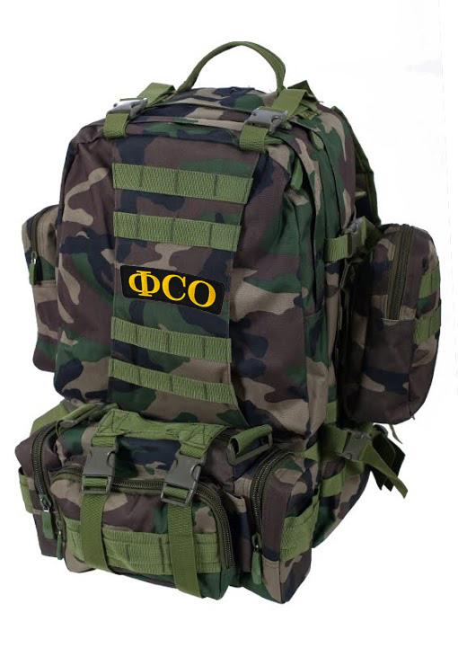 Рейдовый камуфляжный рюкзак US Assault ФСО - купить в розницу