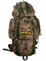 Рейдовый ранец-рюкзак с нашивкой МВД - купить онлайн