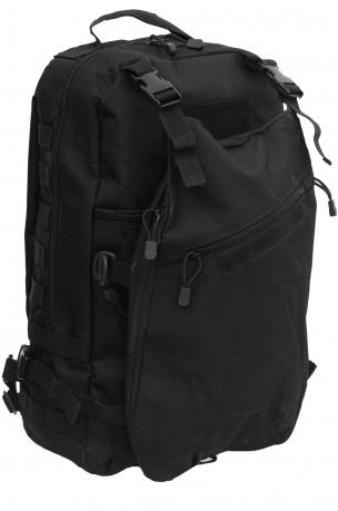 Купить рейдовый рюкзак черный