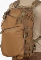 Рейдовый рюкзак хаки-песочный