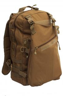 Купить рейдовый рюкзак хаки-песочный