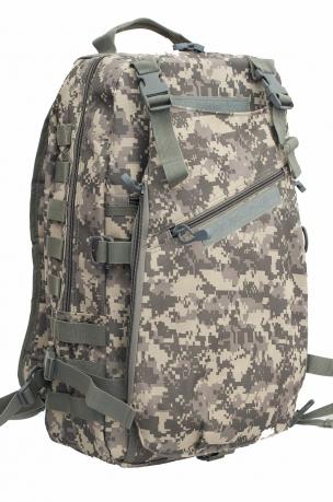 Купить рейдовый рюкзак камуфляж ACU