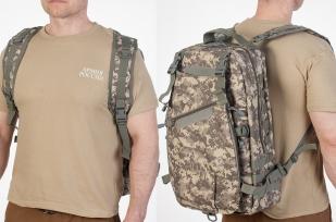 Заказать рейдовый рюкзак камуфляж ACU