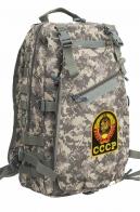 Рейдовый рюкзак камуфляж ACU с эмблемой СССР