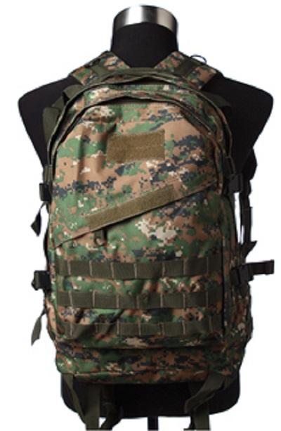Рейдовый рюкзак камуфляж Марпат