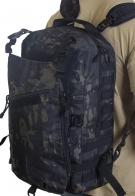 Рейдовый рюкзак камуфляж Multicam Black (15-20 л)