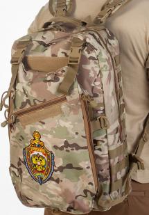 Рейдовый рюкзак камуфляж Multicam с эмблемой МВД купить в Военпро