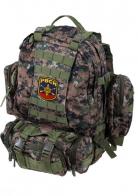 Рейдовый рюкзак камуфляж РВСН