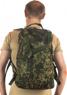 Рейдовый рюкзак камуфляж Цифра - заказать оптом