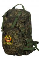 Рейдовый рюкзак камуфляж Цифра с эмблемой СССР