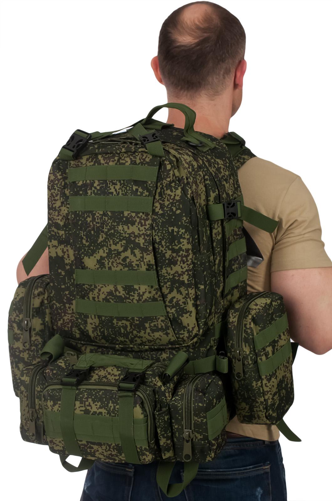 Выбрать недорогой тактический рюкзак в Москве