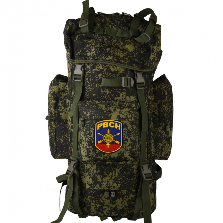 Рейдовый рюкзак РВСН камуфляж цифра