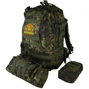 Рейдовый рюкзак с нашивкой Погранвойска - заказать онлайн