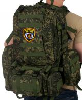 Проверенный Морпехам рейдовый рюкзак с подсумками