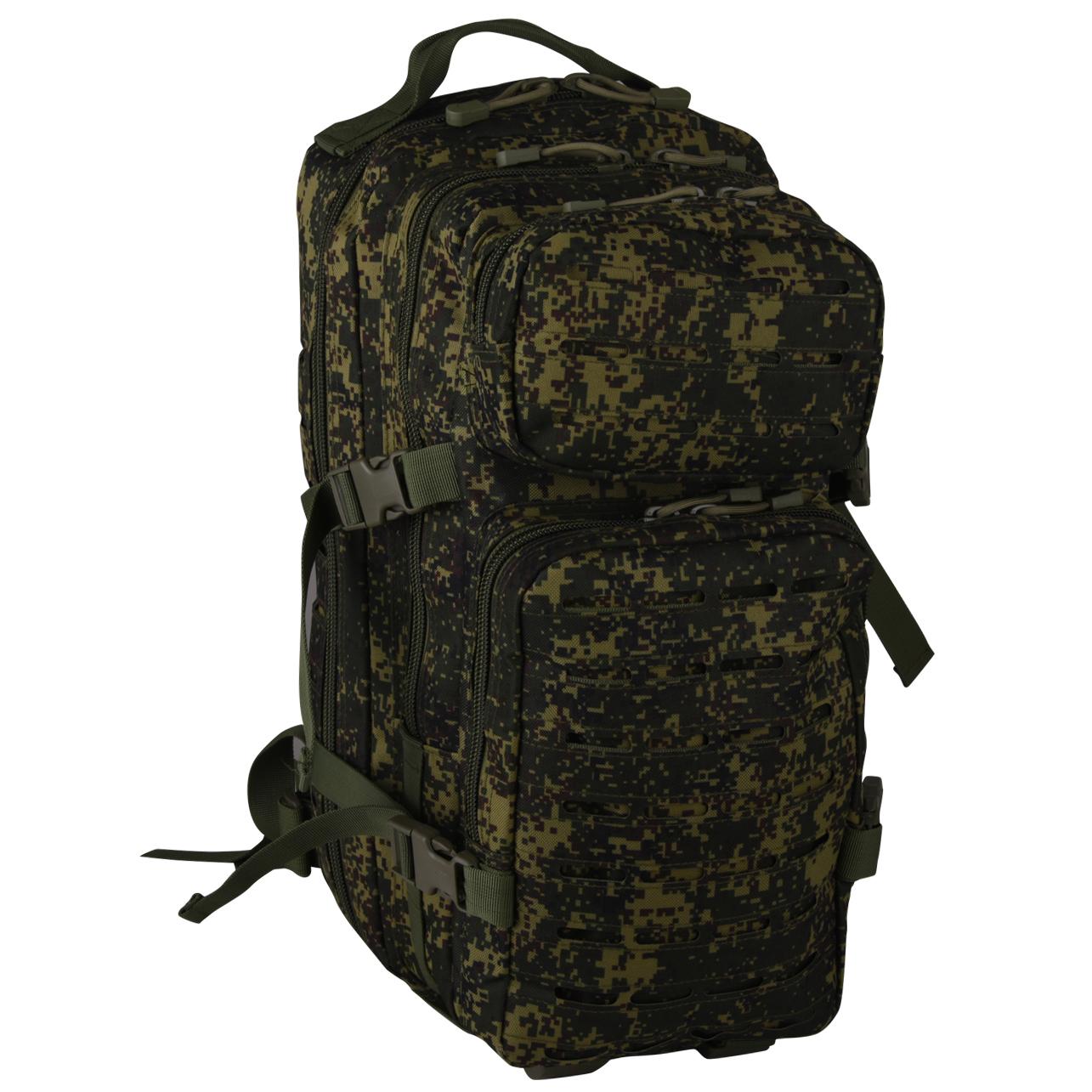 Рейдовый рюкзак спецназа (30 литров, русская цифра)