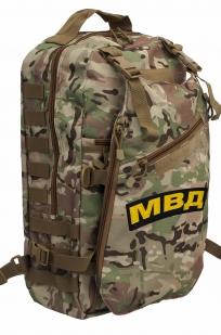Рейдовый тактический рюкзак с нашивкой МВД - купить в розницу