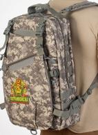 Рейдовый тактический рюкзак с нашивкой Погранвойска