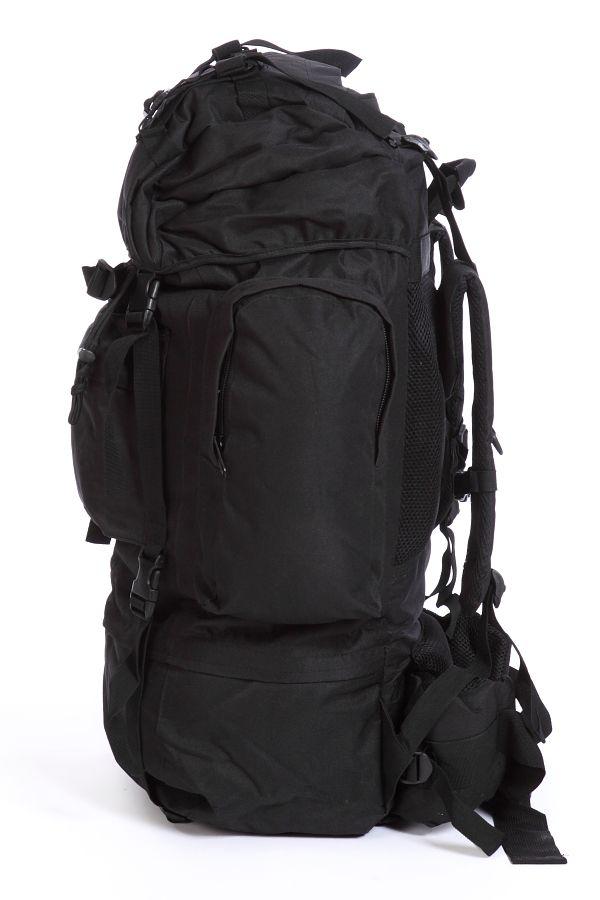 Рейдовый вместительный рюкзак с нашивкой МВД - заказать в подарок