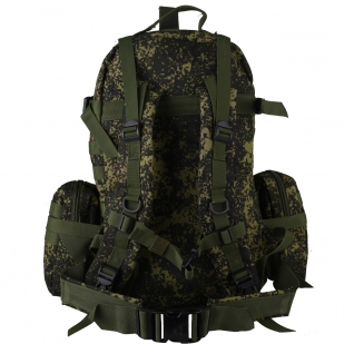 Рейдовый вместительный рюкзак с нашивкой Танковые Войска - купить в Военпро