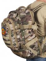 Рейдовый вместительный рюкзак с нашивкой УГРО