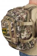 Рейдовый зачетный рюкзак с нашивкой Танковые Войска