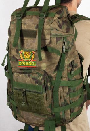 Рейдовый заплечный рюкзак MultiCam A-TACS FG Погранвойска - купить онлайн