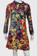 Ретро-платье с рукавами от Palme