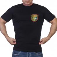Рыболовная футболка с принтом