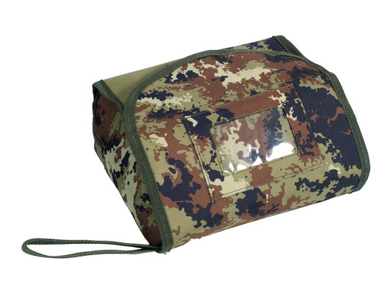 Армейский несессер итальянский камуфляж НАТО