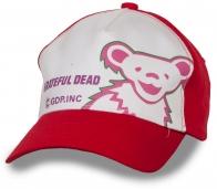 Рокерская бейсболка Grateful Dead!