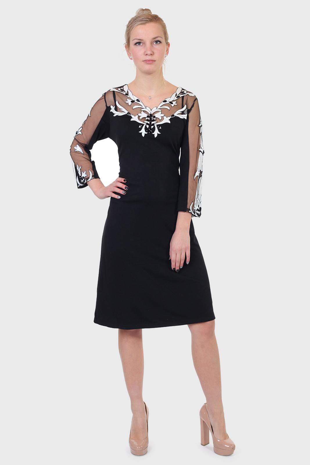 Купить красивое женское платье QUEENS PARK