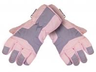 Розовое детские перчатки Scaler