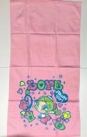 Розовое детское полотенце Akubi Girl