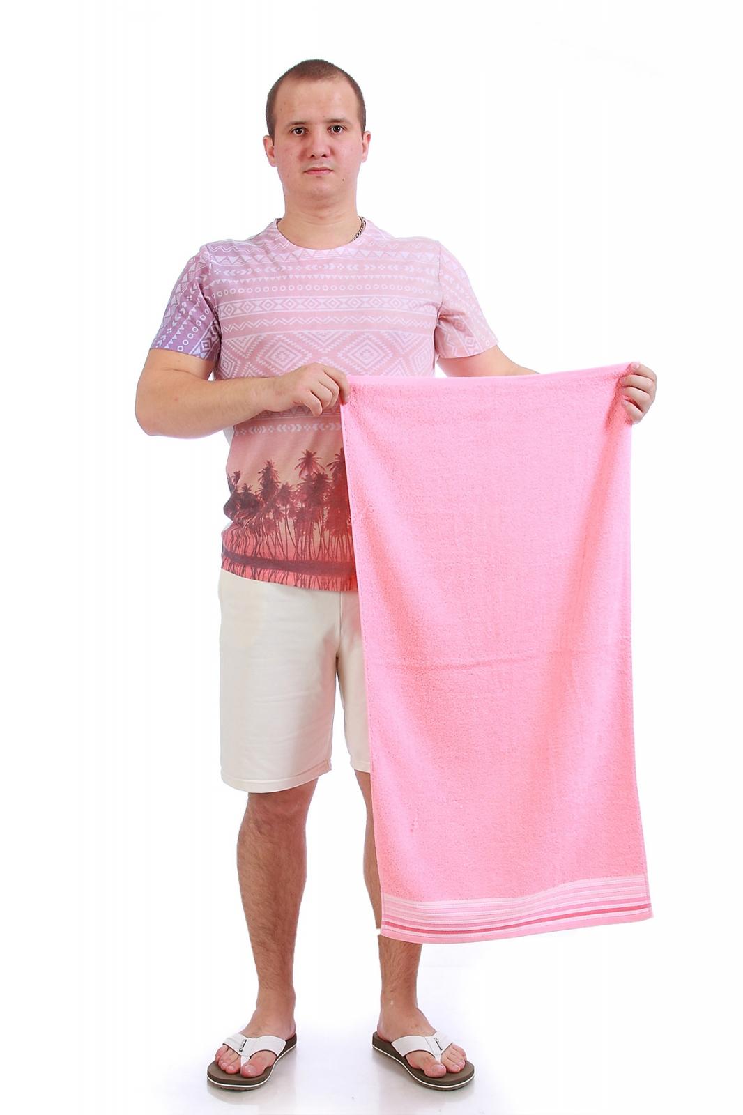 Розовое полотенце - купить с доставкой онлайн