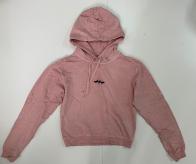 Розовое женское худи от BILLA BONG
