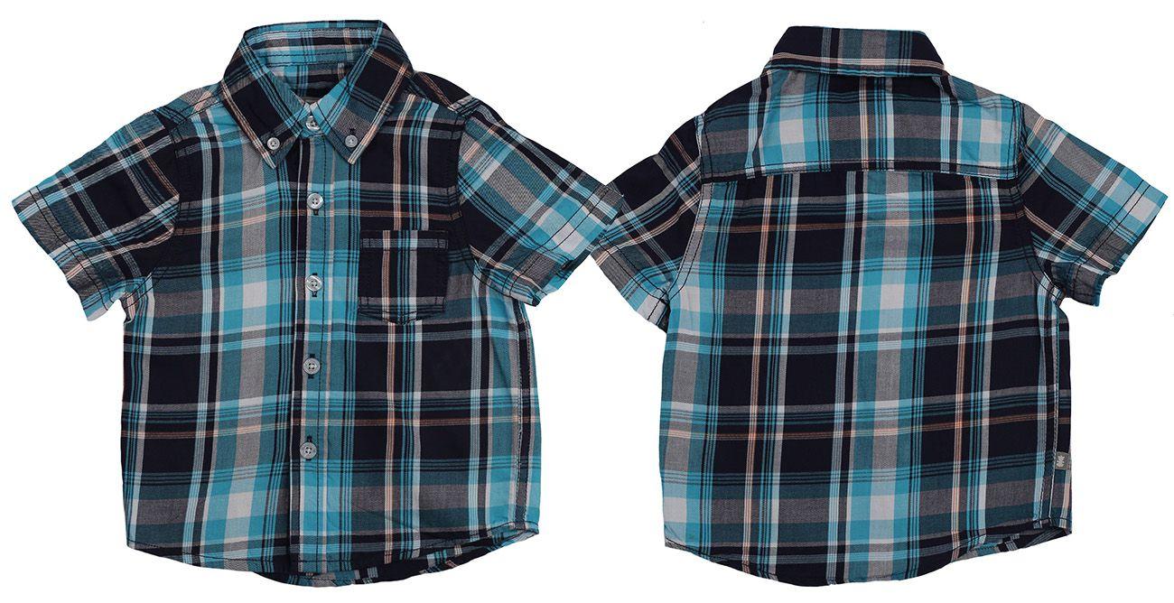 Рубашка для мальчиков младшего возраста Baby Harvest (Австралия)