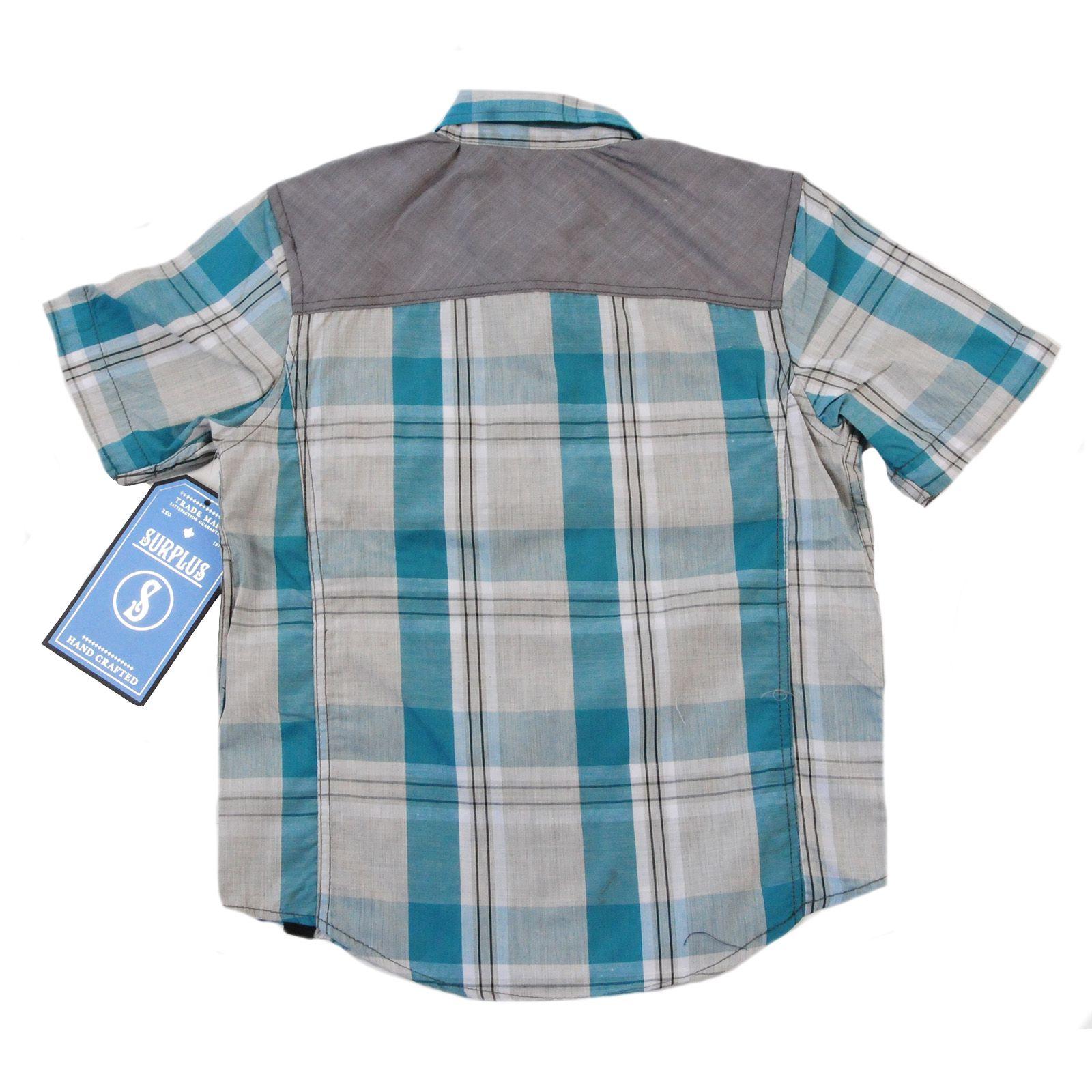 Рубашка для мальчиков от немецкого бренда Surplus