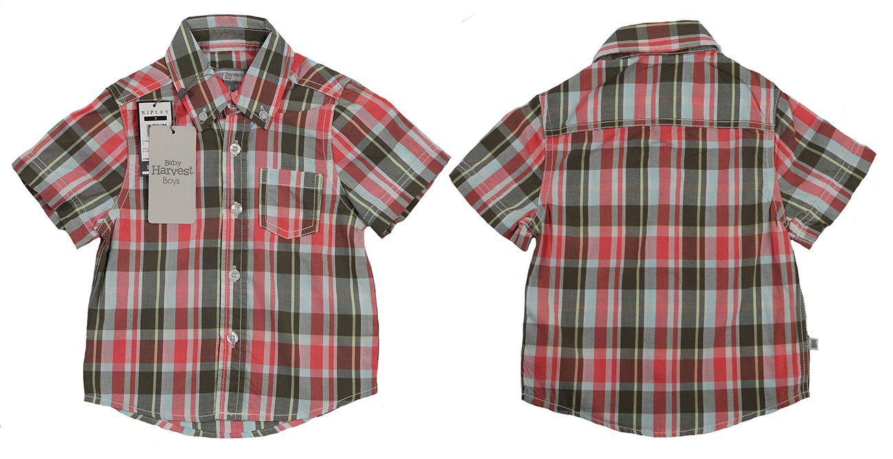 Рубашка для малышей Baby Harvest