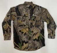 Рубашка камуфляжная мужская Mossy Oak