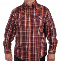 Эффектная рубашка MEN+ для больших мужчин