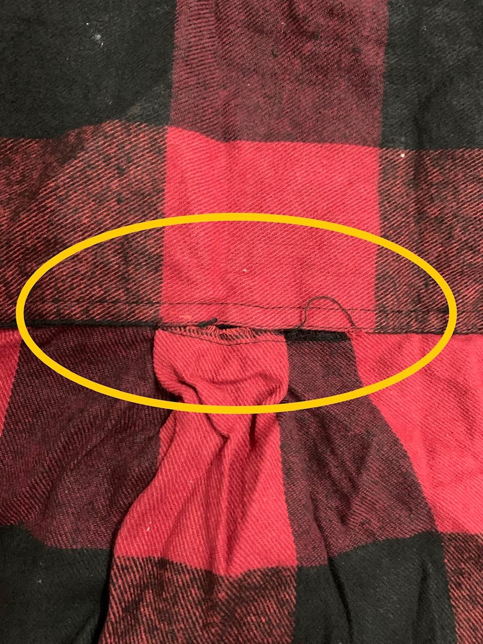 Рубашка мужская OLD MILL в клетку