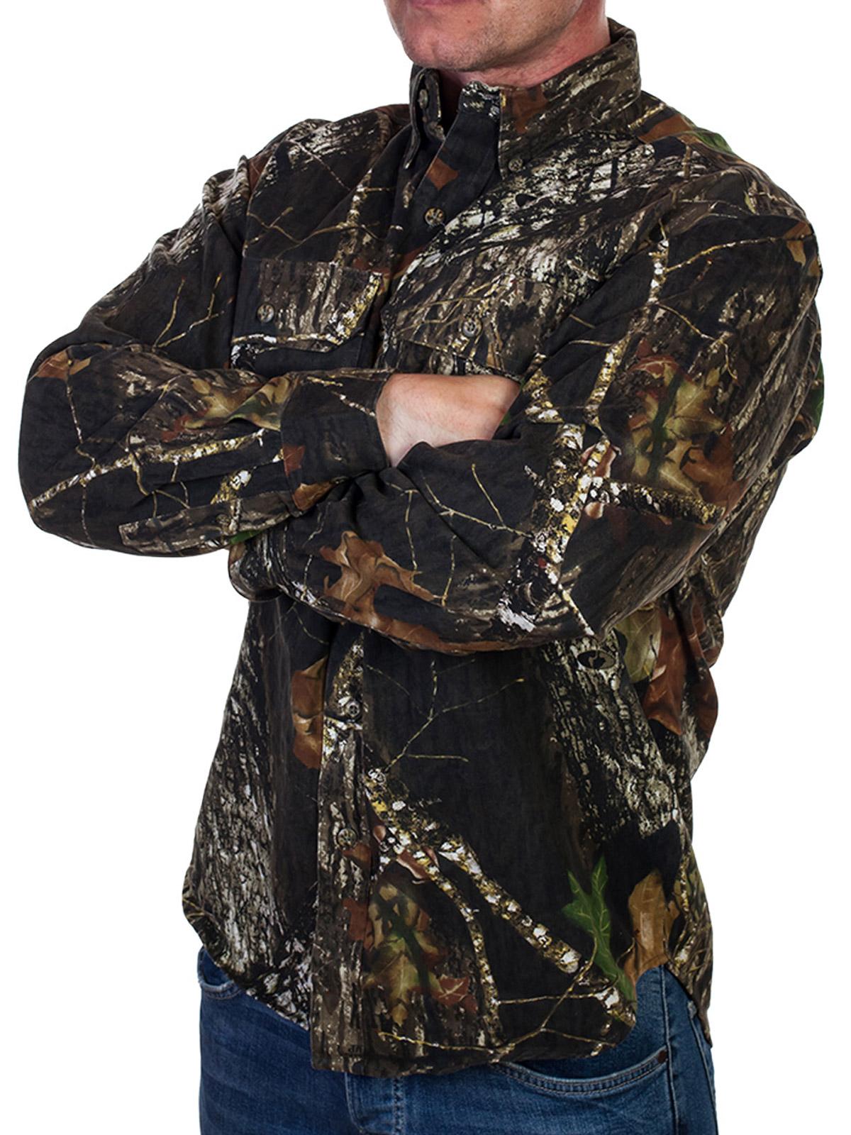 Рубашка охотника от Mossy Oak (США)