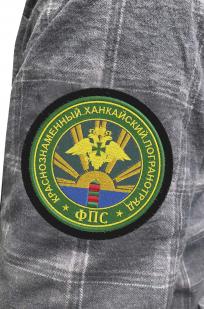 Рубашка пограничника с эмблемой ФСП купить по приемлемой цене