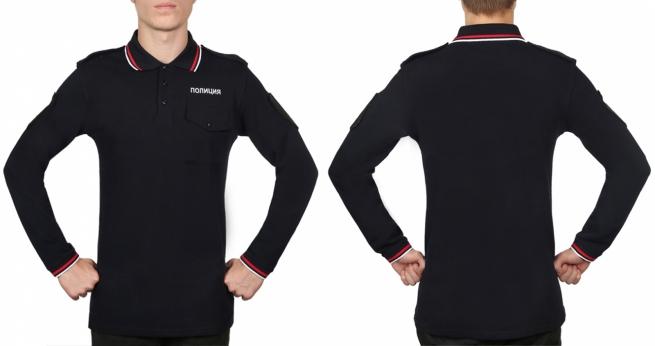 Рубашка-поло Полиция для мальчиков