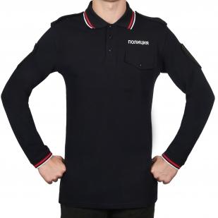 """Рубашка-поло """"Полиция"""" для мальчиков"""