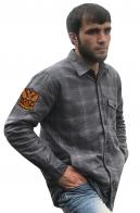 Хлопковая рубашка РФ