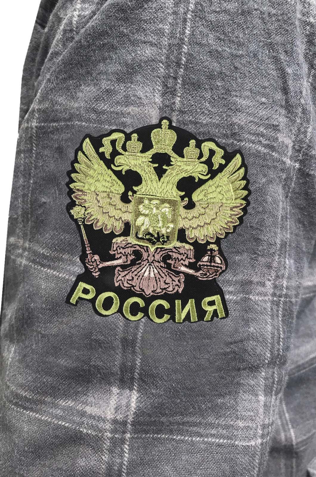 Рубашка Российская Федерация