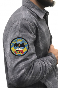 Рубашка с нашивкой СпН ГРУ купить с доставкой